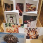 Greeting cards with envelopes